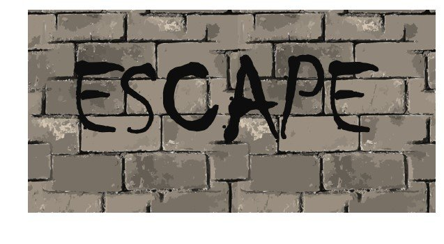 Blue Vista Creations project - Escape room inventions